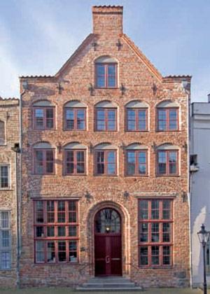 Haus Engelsgrube 47 - Die Brücke Lübeck