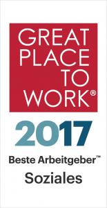 Auszeichnung für die BRÜCKE als Arbeitgeber