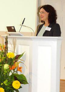 Kathrin Roßberg ist Leiterin des Bereiches Wohnen und des Fachreferats SGB IX bei der BRÜCKE. Sie organisierte die Fachtagung.
