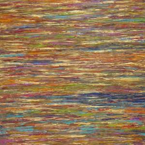 """Acrylbild """"Meer des Lebens"""" von Barbara Heuer"""