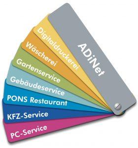 An zwei Standorten bietet das ADiNet umfangreiche Dienstleistungen an.